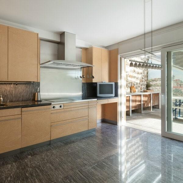 most durable kitchen flooring