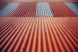 metal roof fade